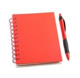 Czerwony materiały styl Fotografia Stock
