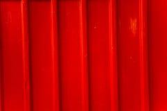 Czerwony metal Zdjęcia Stock