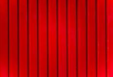Czerwony metal Obrazy Royalty Free