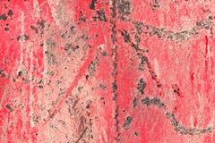 czerwony metali Obrazy Royalty Free