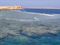 czerwony morze Obraz Royalty Free