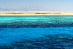 czerwony morze Zdjęcia Stock