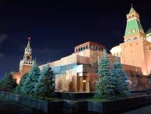 czerwony Moscow kwadrat Russia zdjęcia stock