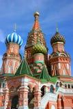 czerwony Moscow kwadrat Russia zdjęcie stock