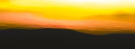 czerwony niebo zdjęcie royalty free