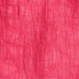Czerwony nylon Fotografia Royalty Free