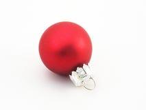 czerwony ornament Obrazy Stock