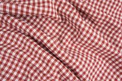 czerwony piknikowego white powszechne zdjęcia royalty free