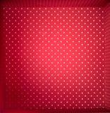 Czerwony prezenta pudełko obrazy royalty free