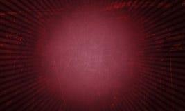 Czerwony rocznika tło Obraz Stock