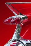 czerwony samochód marzeń Fotografia Stock