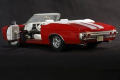 czerwony samochód odwracalni sporty. Obraz Royalty Free