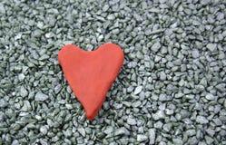 czerwony serca Zdjęcie Royalty Free
