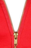 czerwony suwaczek Fotografia Royalty Free