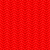 Czerwony szewronu wzór Obrazy Royalty Free