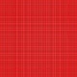 czerwony szkockiej kraty Obrazy Stock