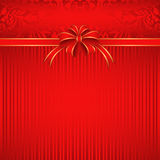 Czerwony tło Fotografia Royalty Free