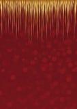 Czerwony tło Obraz Royalty Free