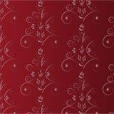 Czerwony tło rocznik Zdjęcia Royalty Free