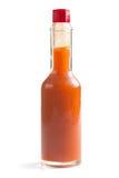 Czerwony Tabasco Zdjęcie Stock