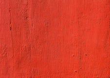 czerwony tekstury drewna Obraz Royalty Free