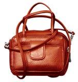czerwony torby Obrazy Royalty Free