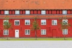 Czerwony więzienie Obrazy Royalty Free