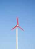 czerwony wiatraczek Zdjęcie Stock