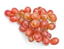 Czerwony winogrono Obrazy Royalty Free