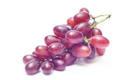 Czerwony winogrono zdjęcia royalty free