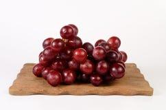 Czerwony winogrono Zdjęcie Royalty Free