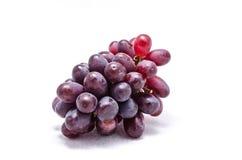 Czerwony winogrono Obraz Royalty Free