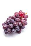 Czerwony winogrono zdjęcie stock