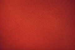 Czerwonych basenów billiards koloru tekstury sukienny zakończenie up Obraz Royalty Free