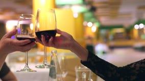 Czerwonych win szkieł otuchy zbiory