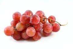 czerwonych winogron Zdjęcia Royalty Free