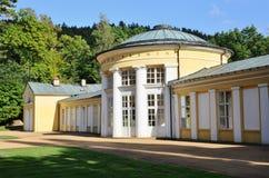 czeska lazne marianske republika Zdjęcia Royalty Free