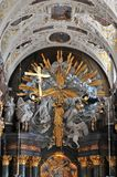 Czestochowa, Польша, июнь 2018 Святилище Jasna Gora, монастырь в Czestochowa стоковая фотография rf