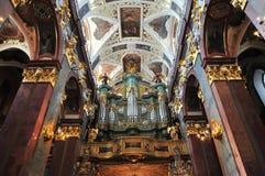 Czestochowa, Польша, июнь 2018 Святилище Jasna Gora, монастырь в Czestochowa стоковые фотографии rf