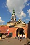 Czestochowa, Польша, июнь 2018 Святилище Jasna Gora, монастырь в Czestochowa, стоковые изображения