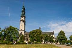 Free Czestochowa, Poland - 02.08.2020 -The Jasna Gora Monastery In Czestochowa City, Poland Stock Image - 192373151