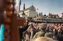 Czestochowa, Poland - October 15, 2016: United Atonement, all-da Royalty Free Stock Photo