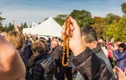 Czestochowa, Poland - October 15, 2016: United Atonement, all-da Stock Photos