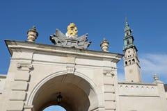 Czestochowa, Poland Royalty Free Stock Photos