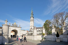 Czestochowa, Poland Stock Photo