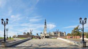 Czestochowa, Polen Stockfoto