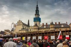Czestochowa, Polen - 15. Oktober 2016: Vereinigte Buße, GesamtdA Stockfotos