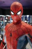 Czlowiek-pająk zdjęcia stock