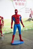 Czlowiek-pająk Zdjęcie Royalty Free