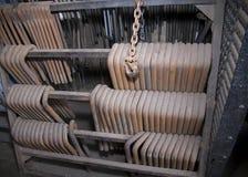 czmycha skowy przemysł ciężki u Obraz Royalty Free